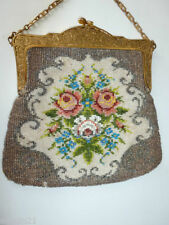 Glass Victorian/Edwardian Vintage Bags, Handbags & Cases