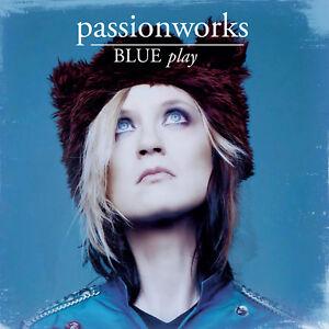 Gothic CD Passionworks Blue Play  female HIM, melancholic & powerful