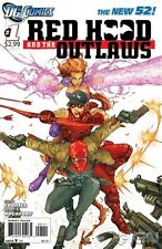 Red Hood & the Outlaws (2011-Present) #1