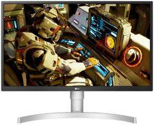 LG 27UL550-W Plata Gaming-Monitor 27 Pulgadas 4K 16:9 Freesync Game Modo EEK :G