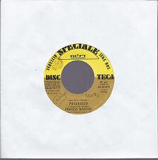 PAESAGGIO # FRANCO SIMONE -- SPEEDY GONZALES # JAMIE JAMES - Ed. per Juke Box