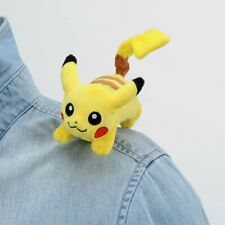 Takara Tomy Pokemon Pocket Monster Pikachu Plush Tiny Shoulder Ride Stuffed Toy