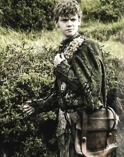 More details for thomas brodie-sangster signed 8x10 photo game of thrones