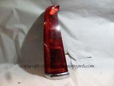 Honda Stream 1.7 Vtec 00-06 LH NSR rear light cluster lens chrome trim