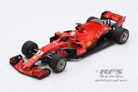 Ferrari SF71H  Sebastian Vettel Formel 1 Australien 2018  1:18 Looksmart 18F1013