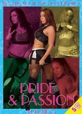IWA Mid-South Womens Wrestling DVD - Volume 1, ROH CZW