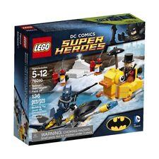 LEGO - Batman: The Penguin Face off - DC Super Heroes - 76010 - Brand New