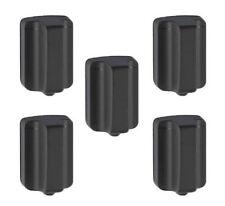 5 BLACK Ink Cartridges for HP 02 Photosmart  C5180  C6180  C6280  C7180  D7260