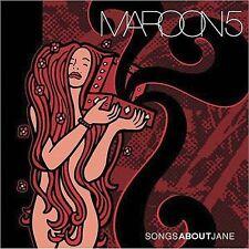 cd-album, Maroon5 - Songs About Jane,