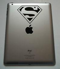1 x Superman Decal - Vinyl Sticker for iPad Laptop Window Tablet Car Mac Pro