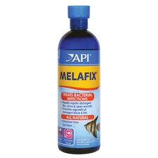 API MELAFIX TREATS FIN TAIL ROT MOUTH FUNGUS EYE CLOUD AQUARIUM 118ML