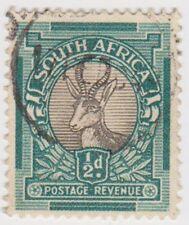 (RSA60)1926 SouthAfrica ½d green &black (South)(E)ow42