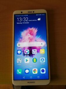 "Huawei P Smart 5.65"" 32GB 3GB RAM 4G + WiFi Unlocked - Gold - 51092EXJ"