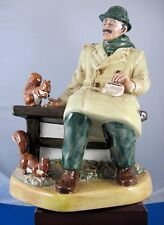 "Royal Doulton Figurine ""Lunchtime"" Hn 2485"