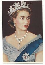 H.M. Queen Elizabeth II,United Kingdom Great Britain Royals, photo postcard