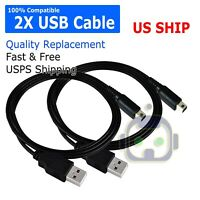 2X USB Power Charger Charging Cable for Nintendo 3DS DSi NDSI XL PADA A126