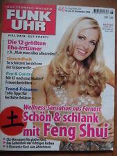 FUNK UHR 46 - 2000 ** TV: 18.-24.11. Eva Scheer Enie van de Meiklokjes