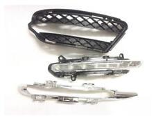 1 SET Left side Fog Light &Trim Cover Grille &Trim Molding For Mercedes W221