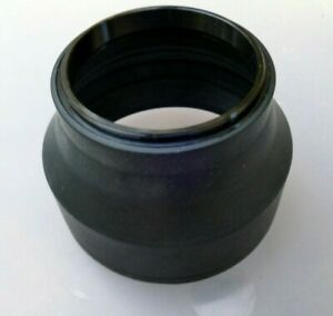 52mm Rubber Lens Hood Shade collapsible 3-way wide angle - telephoto