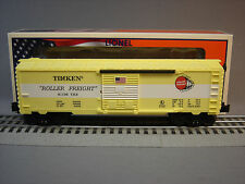 Lionel Timken Boxcar Made In The Usa die-cast metal trucks train prr 6-81196