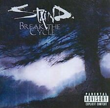 Break the Cycle [PA] by Staind (CD, May-2001, Elektra (Label))