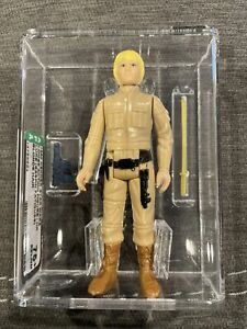1980 Kenner AFA Star Wars LUKE SKYWALKER Bespin Blonde