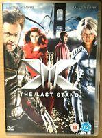 X Men 3 The Last Stand DVD 2006 Marvel Universe Superhero Film