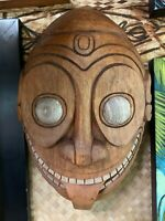 New Disney Style PNG Tiki Mask by Smokin' Tikis Hawaii fx