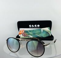 Brand New Authentic Garrett Leight CORDOVA Sunglasses BKL-G-BKMT/GLM Frame 50mm