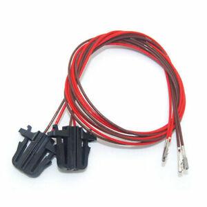 2x LED TürLaser Projektor LOGO Kabelbaum Kabel für VW Golf 5 6 7 Passat B6 B7 B8