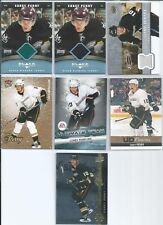 Corey Perry  7-Insert/Jersey Card Lot