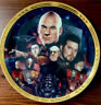 "Star Trek:TNG- ""The Best of Both Worlds"" Hamilton Collection Plate"
