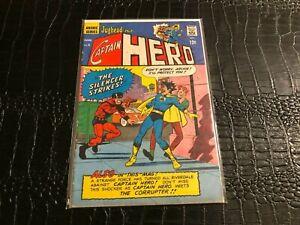1967 Jughead as Captain Hero #5 comic book VG