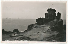 The Wesley Stone, Land's End, 1949 postcard