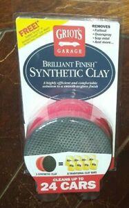Brilliant Finish Synthetic Clay - Item #10691