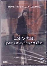 La Vita Per Un'altra Volta Dvd Sigillato Arturo Paglia Jo Champa