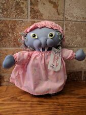 Vintage Sugarloaf Creation Fairy Tale Families Plush Big Bad Wolf Doll