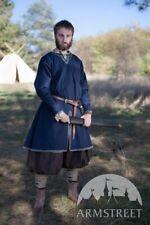 "Men's Viking Tunic ""Bjorn the Pathfinder"", Size M, black color"