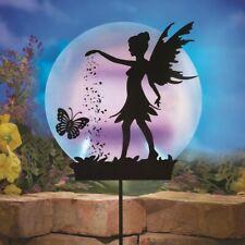 Pack of 3 Rustic Metal Tinker Fairy Picks Metal Pick