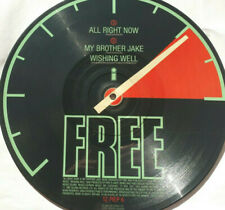 """Free - All Right Now (12"""" Picture Disc)  ☆ FREE FAST POST"""