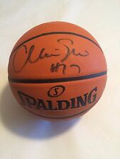 Mario Elie Autographed Full Size NBA Basketball Tristar Authenticated