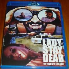 LADY STAY DEAD (1981) - OOP Code Red Blu-ray / Limited Edition / Ozploitation