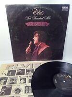 "Elvis Presley ""He Touched Me"" 1972 RCA Stereo LSP-4690 12 Gospel Favorites"