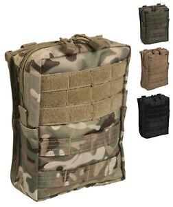 NEU US Tactical Modular GROSS Mehrzwecktasche MOLLE Munitiontasche BELT POUCH LG