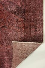 DESIGN VINTAGE délavé USED LOOK PERSAN TAPIS tapis d'Orient 3,69 x 2,51