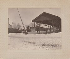 MAINE CENTRAL RAILROAD STATION ~ LEWISTON, MAINE ~ c. - 1910