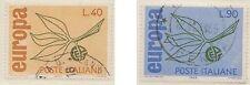 (ZN-75) 1965 Italy 2set EUROPA