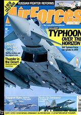 Air Forces Monthly 2015 October Russia,Gulfstream,F-22,Army Air Corps Lynx