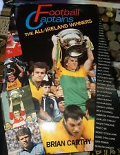 gaelic sports Football captains the all ireland winners brian carthy