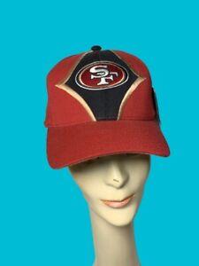 Vintage Starter NFL Pro Line SF 49rs Hat NOS With Tags